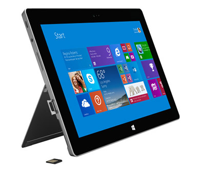 La tablette Surface 2 4G sera disponible à partir du 25 avril, elle coûtera 659 euros