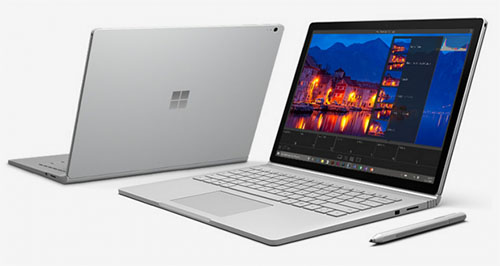 Le Surface Book est maintenant disponible en France