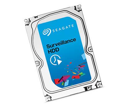 Seagate ajoute un modèle 8 To à sa gamme de disques durs Surveillance HDD