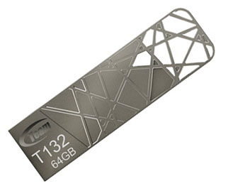 Team Group dévoile une clé USB 3.0 d'entrée de gamme : la T132