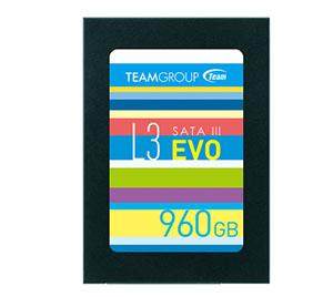 Team Group présente un nouveau SSD : le L3 EVO à base de mémoire TLC