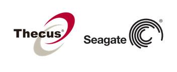 Les NAS Thecus sont compatibles avec les disques durs 8 To de Seagate