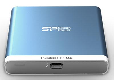 Thunder T11 : le SSD Thunderbolt de Silicon Power passe à 240 Go