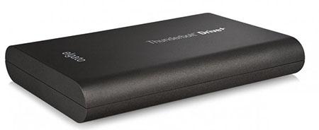 Plextor dévoile un SSD externe Thunderbolt et USB 3.0 : le Thunderbolt Drive+