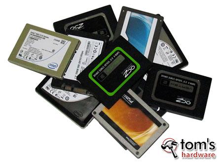 Tom's Hardware.fr publie un comparatif de 145 SSD