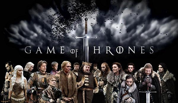 Cette année encore Game of Thrones est la séries TV la plus piratée