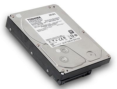 Toshiba annonce un disque dur de 6 To destiné aux professionnels