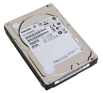 Des disques durs de 2,5 pouces à 15.000 tpm chez Toshiba