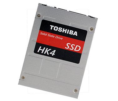 Toshiba HK4 : des SSD destinés au monde de l'entreprise