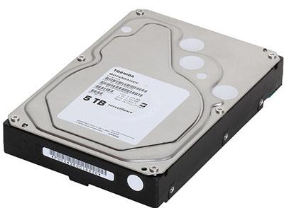 Toshiba lance les disques durs MD04ABA optimisés pour la vidéo surveillance et le streaming