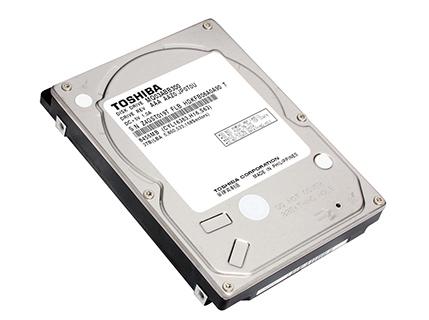 Toshiba dévoile le premier disque dur de 2,5 pouces de 3 To