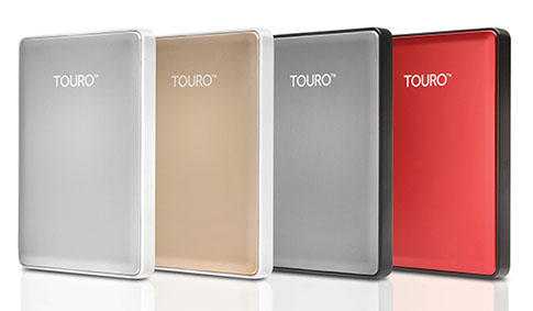 Hitachi GST lance le Touro S, un disque dur USB 3.0 de 1 To