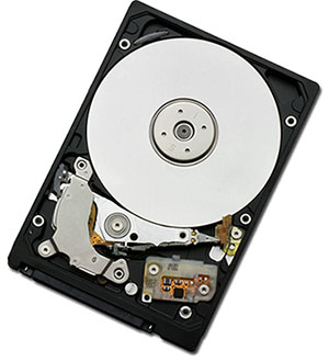 Hitachi GST dévoile le Travelstar Z5K1000, un disque dur de 1 To de 7 mm d'épaisseur