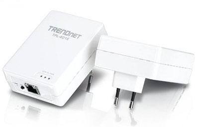 Soldes : 27,99€ le kit d'adaptateurs CPL Trendnet 500 Mbps