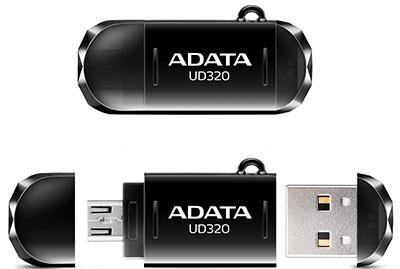 ADATA propose une clé usb compatible Android