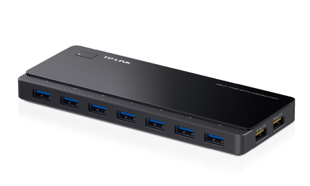 TP-Link présente un hub USB 3.0 doté de 7 ports