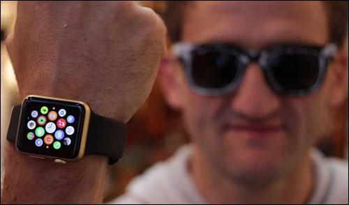 Insolite : comment transformer une Apple Watch à 399€ en modèle à 11.000€ ?