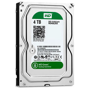 Western Digital lance une version 4 To de son WD Green