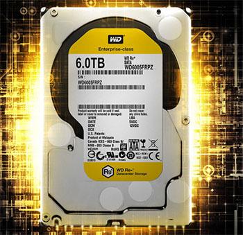 Western Digital dévoile le WD6005FRPZ : un disque dur de 6 To pour Datacenter