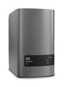 Western Digital lève le voile sur le MyBook Duo, un disque dur à deux baies (Maj : les tarifs en France)