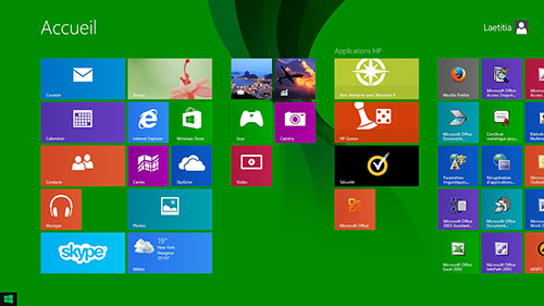 MAJ : Sortie de Windows 8.1 Update 1 au printemps