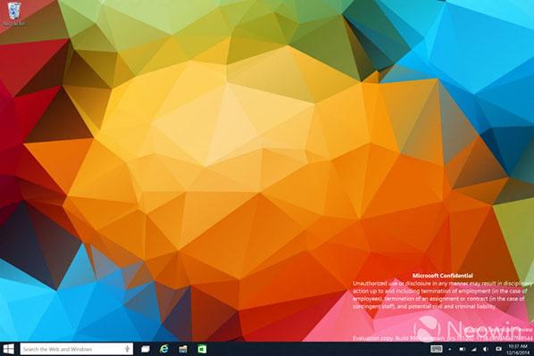 Windows 10 se dote de nouvelles fonctions et d'un assistant vocal