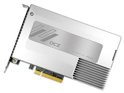 Des débits de 2.900 Mo/s pour le SSD OCZ Z-Drive 4500 !