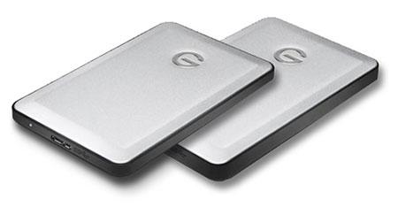 Zebulon.fr teste deux disques durs externes G-DRIVE