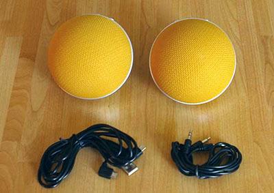 Zebulon.fr teste les enceintes Bluetooth Doss DS-1158