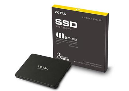 Après les cartes graphiques, Zotac se met aux SSD !