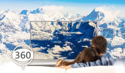 CyberLink offre le support des vidéos à 360 degrés à PowerDVD 16
