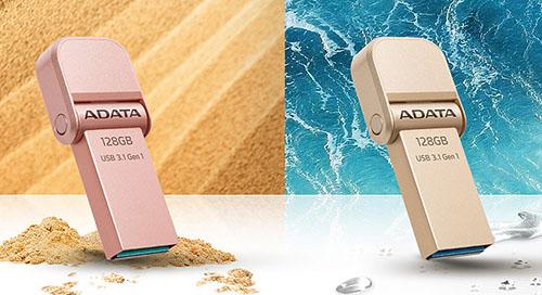 ADATA AI920 : une clé à la fois USB 3.1 et Lightning