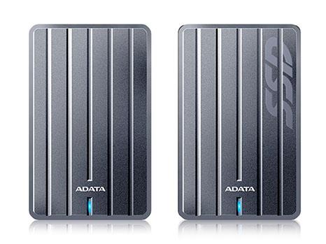 ADATA dégaine deux nouveaux produits : un SSD et un HDD portables
