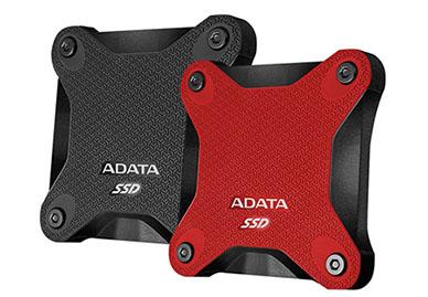 Un nouveau SSD portable design chez ADATA