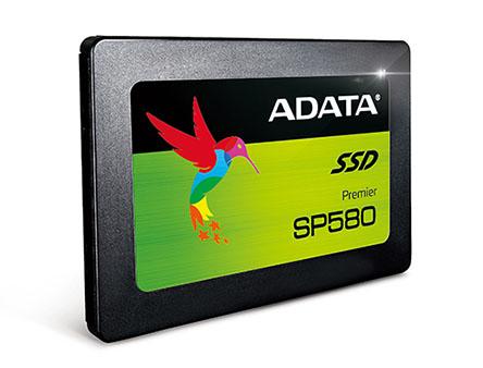 Un SSD d'entrée de gamme chez ADATA : le SP580