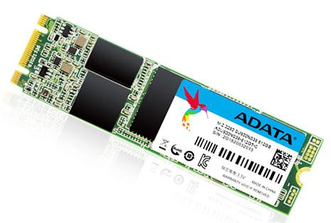 ADATA dévoile une version M.2. du SSD SU800 (maj : les tarifs)