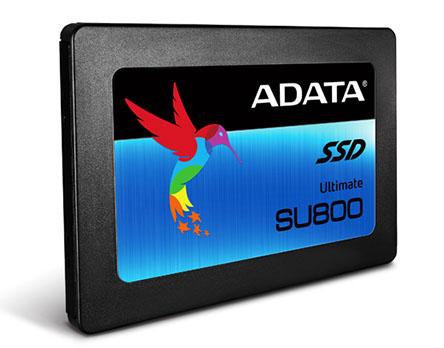 ADATA ajoute un modèle 2 To à sa gamme de SSD SU800