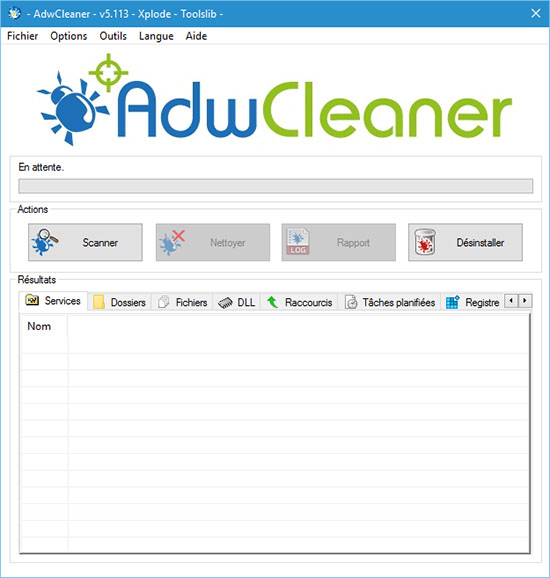 L'anti-malware AdwCleaner sort en version 5.113