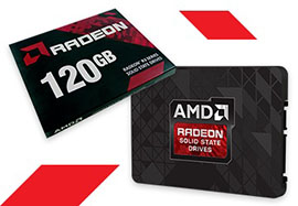 Des SSD d'entrée de gamme chez AMD : les Radeon R3 à base de contrôleur Silicon Motion