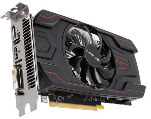 Nouvelle carte d'entrée de gamme chez AMD : la Radeon RX 560
