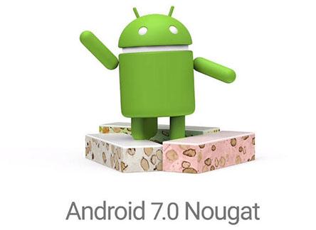 Android 7.0 Nougat sera disponible en téléchargement vendredi