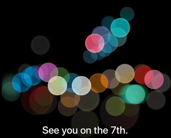 Jour J pour l'iPhone 7 ! La keynote aura lieu ce soir à 19 heures.