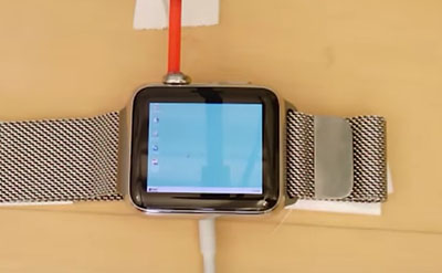 Insolite : il installe Windows 95 sur sa montre Apple Watch…