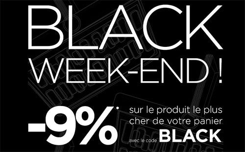 Black Friday : LDLC offre 9% de remise sur votre article préféré