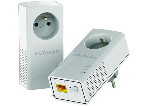Vente flash : 58,90 euros le pack de 2 CPL Netgear 1200 Mbps