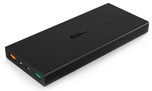 Bons Plans : les powerbanks AUKEY de 16.000 et 20.000 mAh à 21,99€ et 27,99€ (MAJ)