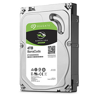 Soldes : 89€ le disque dur Seagate Barracuda 4 To