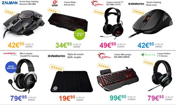 Bons Plans : 8 produits gamer à prix cassés chez LDLC !