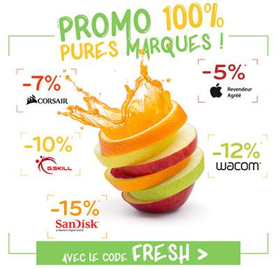 Bon Plan : les marques Apple, Corsair, G.Skill, Wacom et SanDisk sont en promo chez LDLC