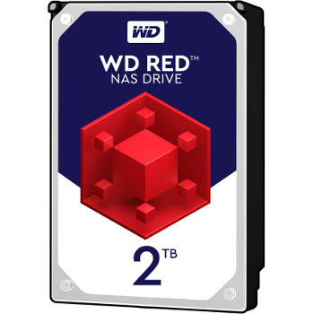 Bon Plan : 84,90€ le disque dur WD RED 2 To